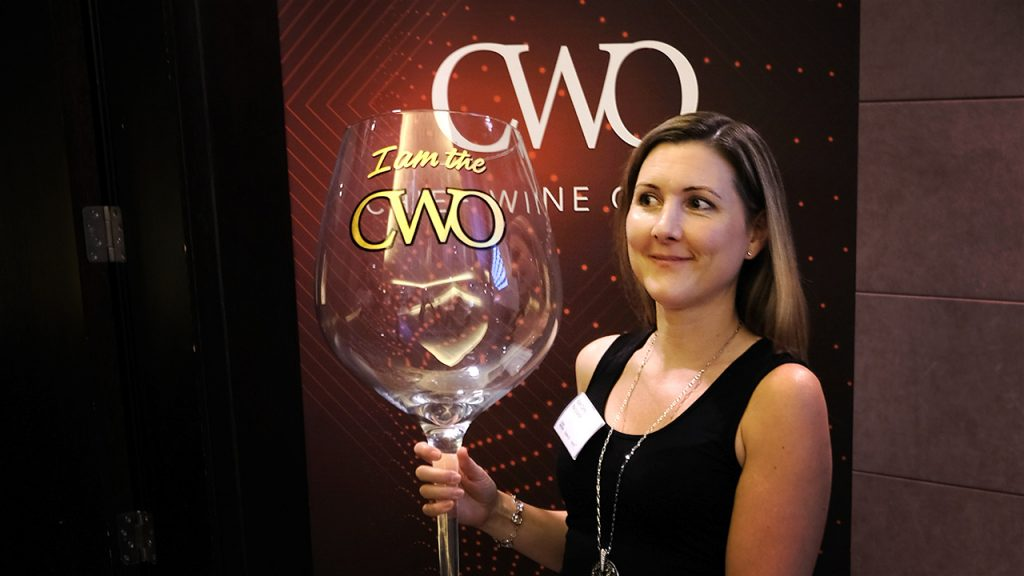 Kate Carey wins Chief Wine Officer